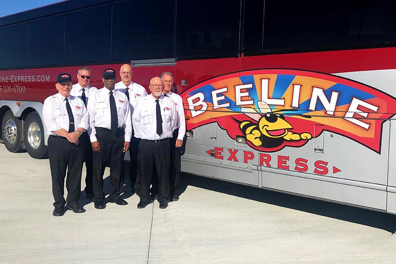 Beeline Express drivers